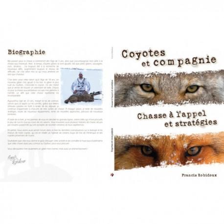Coyotes et compagnie par : Francis Robidoux (livre)